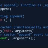 jQuery-append-event